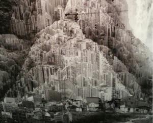 Yang Yongliang-Détail