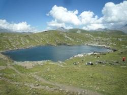 Lac Noir seul